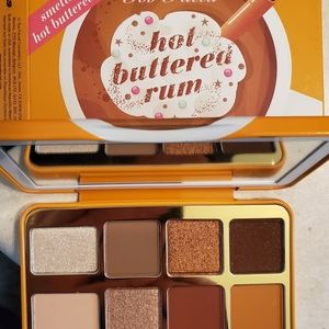 Too faced butter rum palette